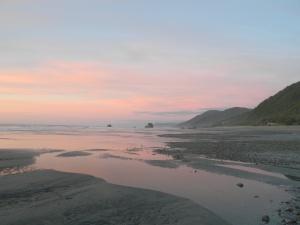 Granity beach